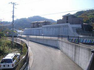 横須賀市道路工事