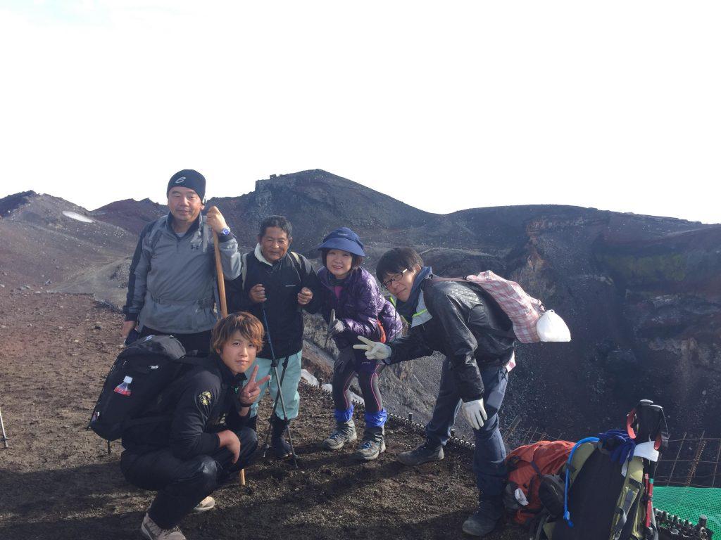 平成29年の富士山