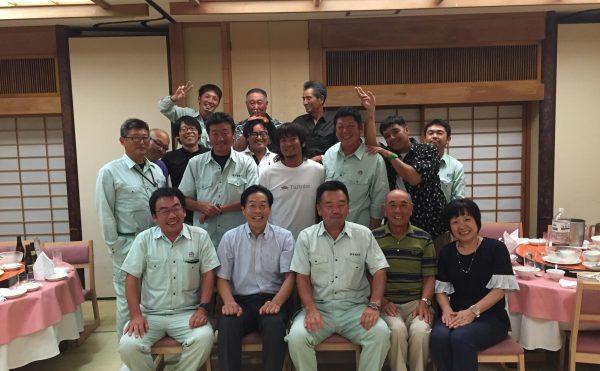 30年9月伊勢修養団武田館長をお招きして社内研修